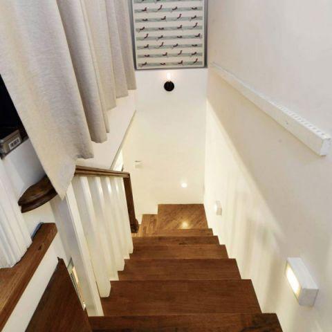 2019美式阳光房设计图片 2019美式楼梯装修效果图大全
