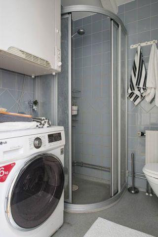 2020简约浴室设计图片 2020简约淋浴房设计图片