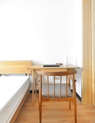 温暖书桌装修实景图片