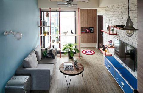 2019混搭70平米设计图片 2019混搭公寓u乐娱乐平台设计