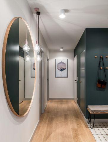 2019欧式70平米设计图片 2019欧式二居室装修设计