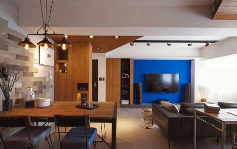 2021工业70平米设计图片 2021工业一居室装饰设计