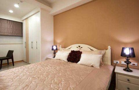 卧室床头柜简约u乐娱乐平台设计图片