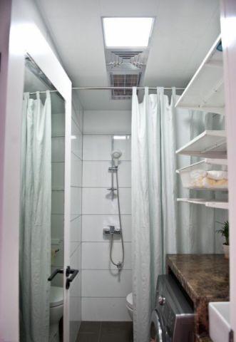 漂亮浴室柜室内装潢