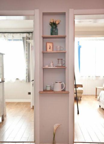 精雕细刻客厅北欧装修案例图片