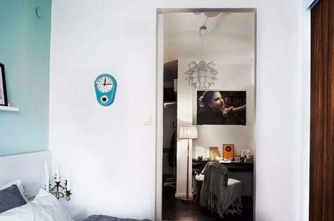 美轮美奂现代推拉门室内装修设计