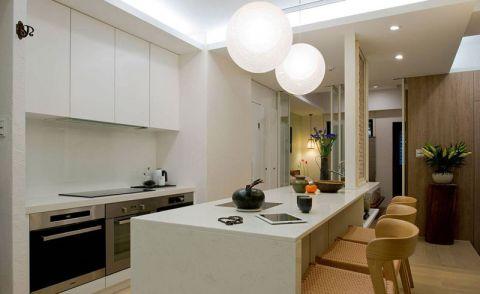 厨房灯具现代装修效果图大全