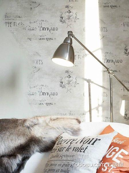2019北欧卧室装修设计图片 2019北欧灯具装饰设计