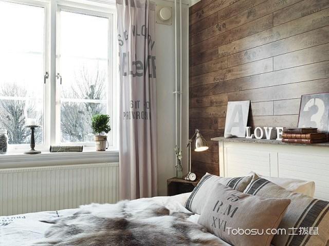 2019北欧卧室装修设计图片 2019北欧窗台装修设计图片