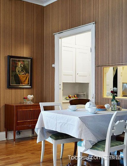 60平米公寓北欧风格装修实景图