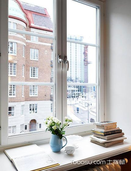 2019北欧客厅装修设计 2019北欧飘窗装饰设计