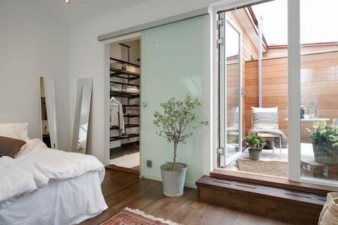 2020现代简约70平米设计图片 2020现代简约公寓装修设计