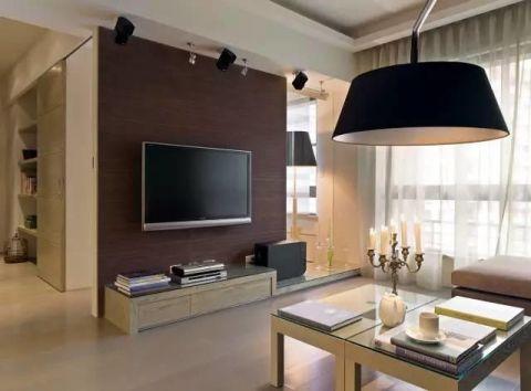 精致现代电视柜设计