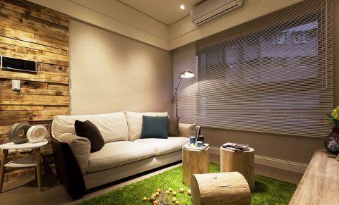 2021现代60平米以下装修效果图大全 2021现代一居室装饰设计