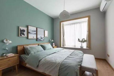 2021北欧60平米以下装修效果图大全 2021北欧一居室装饰设计