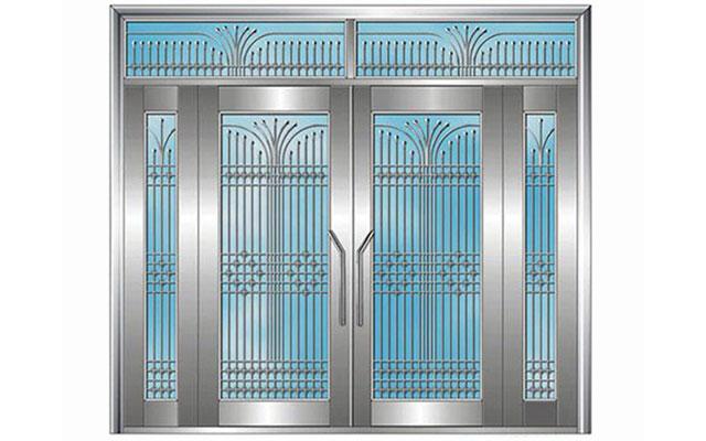 不锈钢门窗制作
