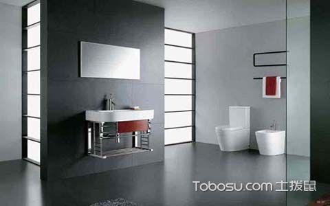 浴室卫浴五金挂件安装技巧