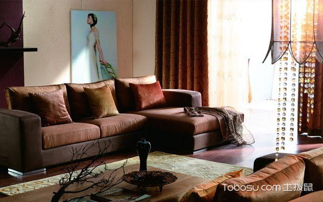 沙发颜色风水