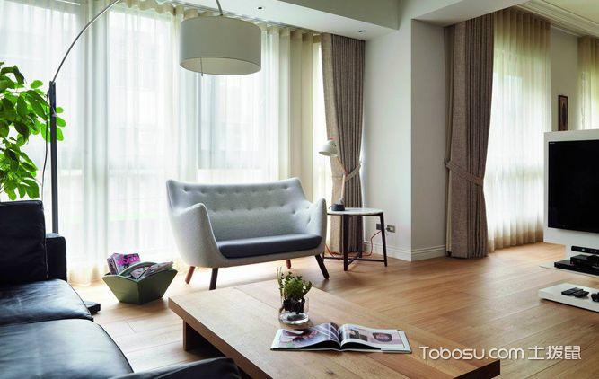 北欧风格装修,还你一室清新自然和慵懒