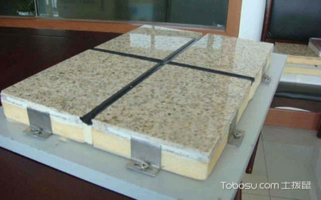 超薄石材复合板 各项措施保证安全性