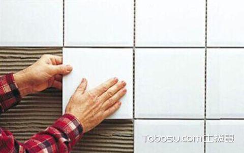 贴卫生间墙砖