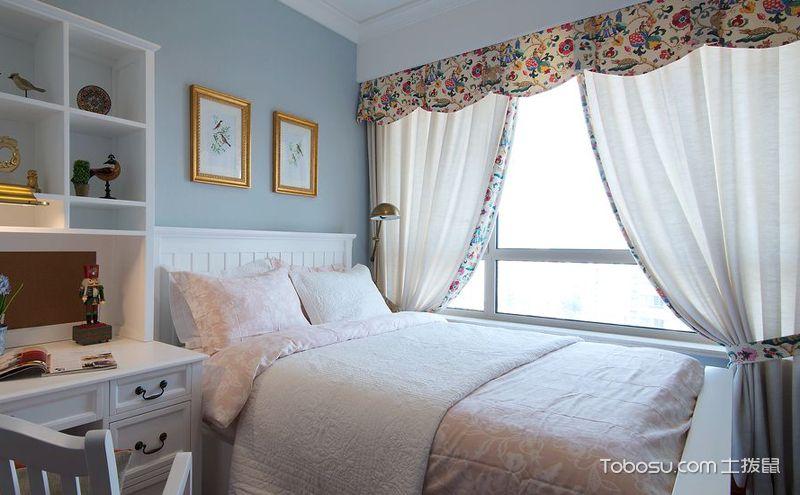 儿童房窗帘装饰效果图,倾心点缀一室风景