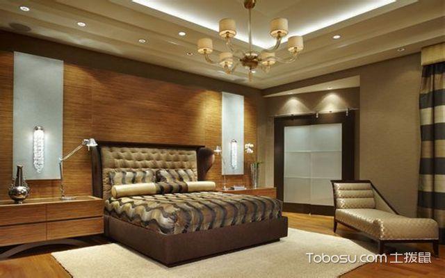 美式风格样板房