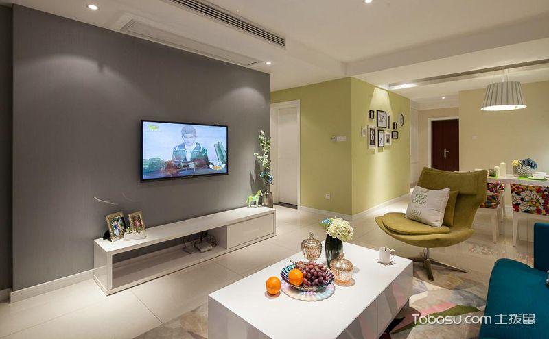家居装修现代简约风格效果图,开启轻松生活