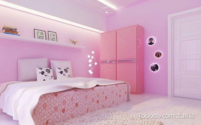 粉色公主风格