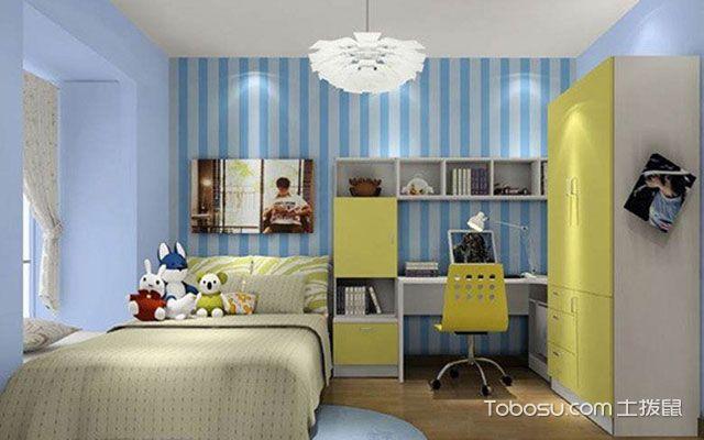 儿童房装修设计,建造与年龄兴趣合适的城堡图片