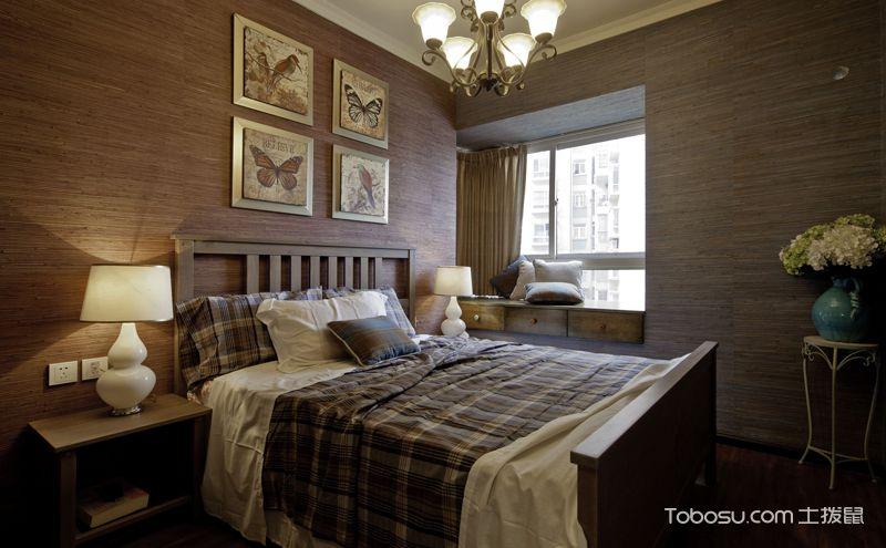 两室一厅装修样板房图片,窗户和阳光才标配