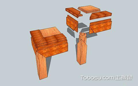 实木家具结构
