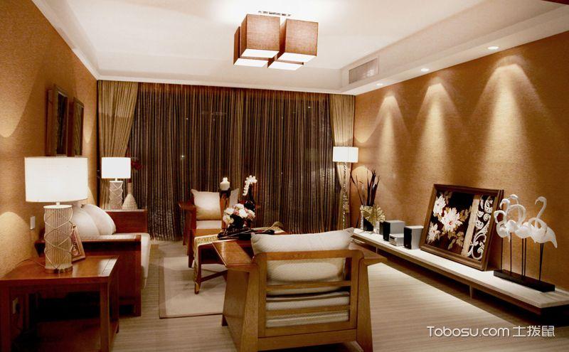 中式风格客厅灯,细节影响成败