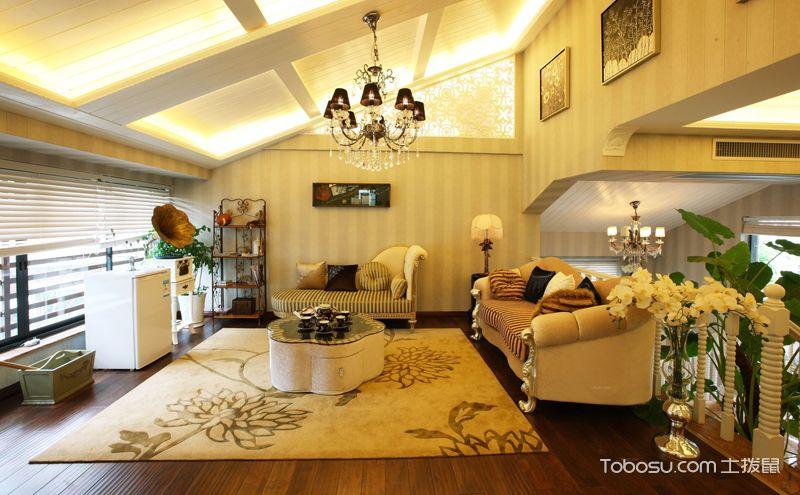 复式楼装修设计,理想中的家居风格搭配