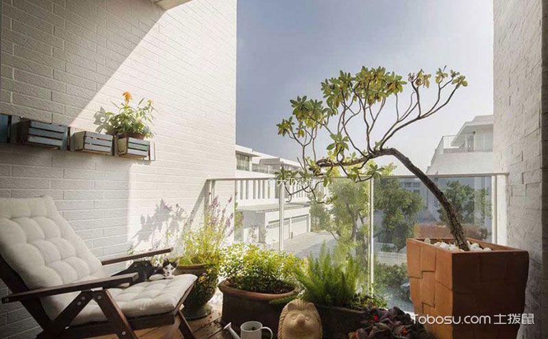 阳台绿化,留恋时光倾听绿色心情