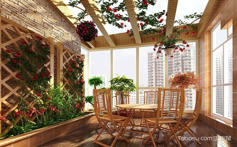 布置阳台花园,和大自然来场亲密接触!