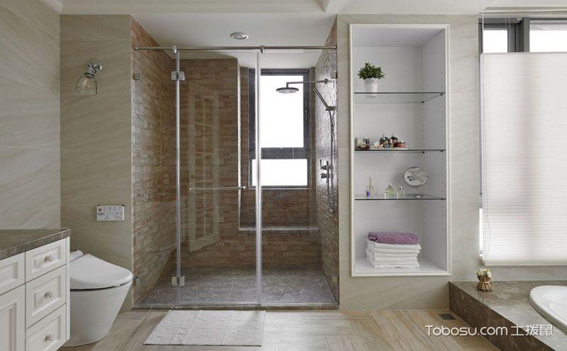 卫生间置物架,不能忽视的细节设计