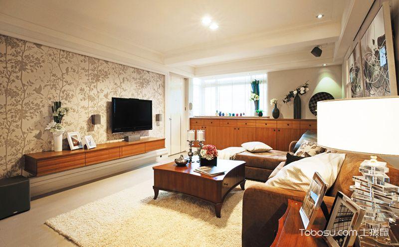 89平北欧风格装修实景图,家居温馨舒适才最好