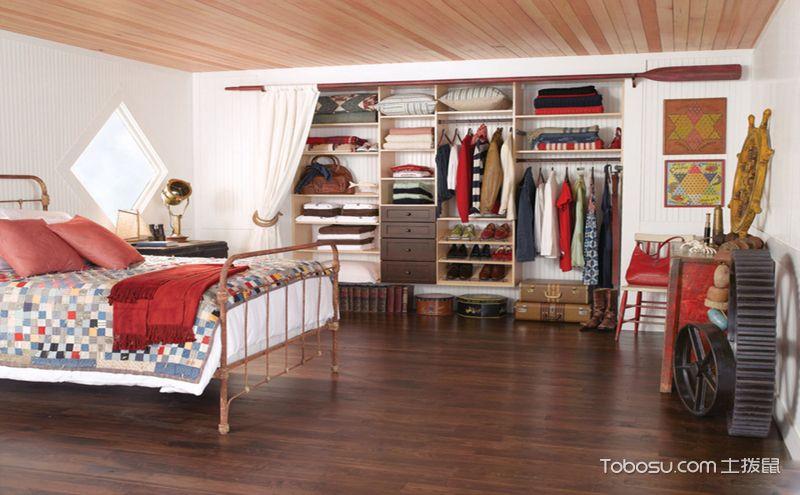卧室衣柜设计,找到属于你的收纳门道