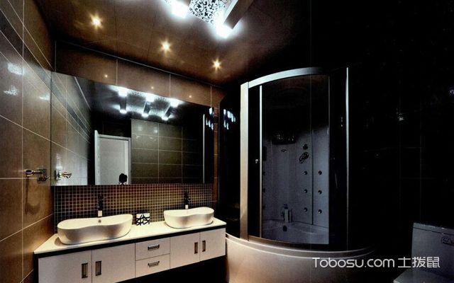 卫浴间颜色