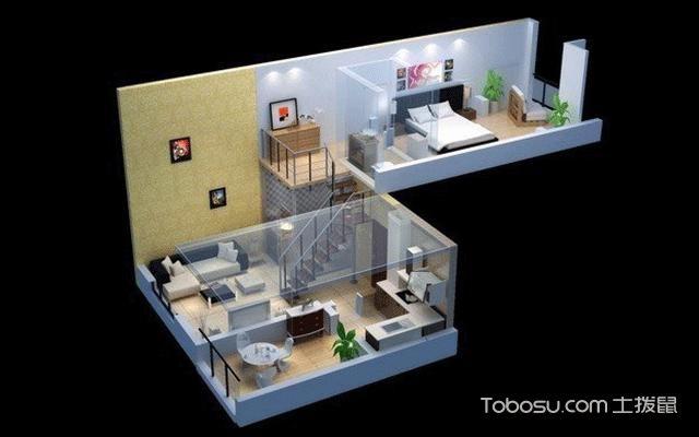 一居室小户型装修图