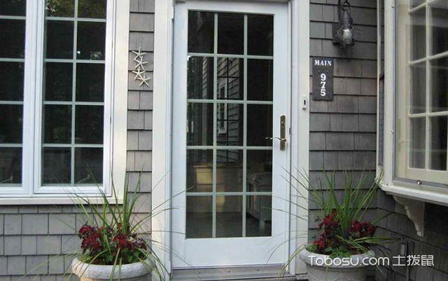 门窗安装规范