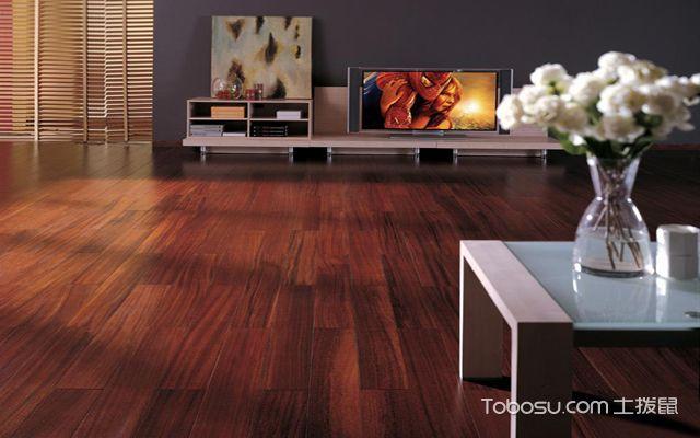 实木地板铺贴