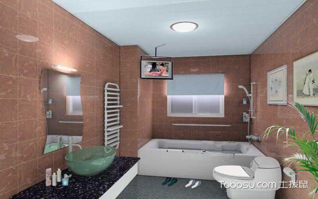 卫浴照明设计