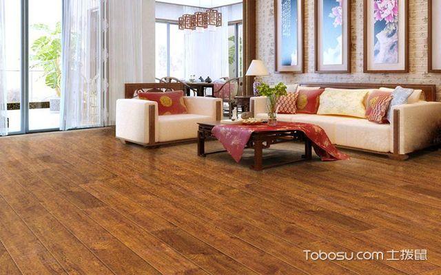 强化复合地板铺贴