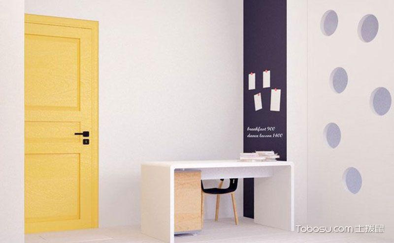 家装木门颜色的选择,魔幻宫殿七彩入口