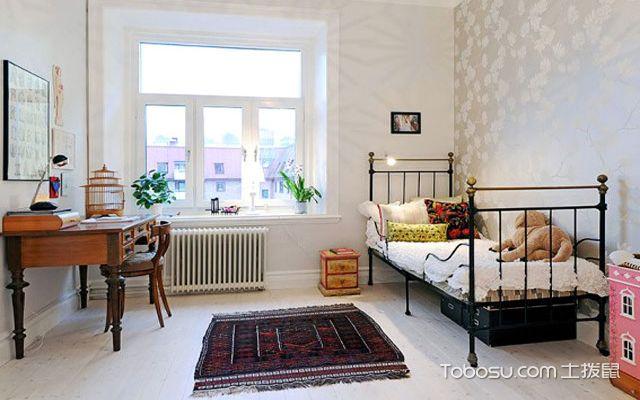 卧室绿植布置