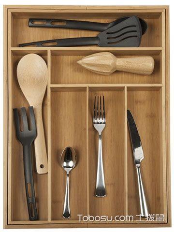 厨房餐具架