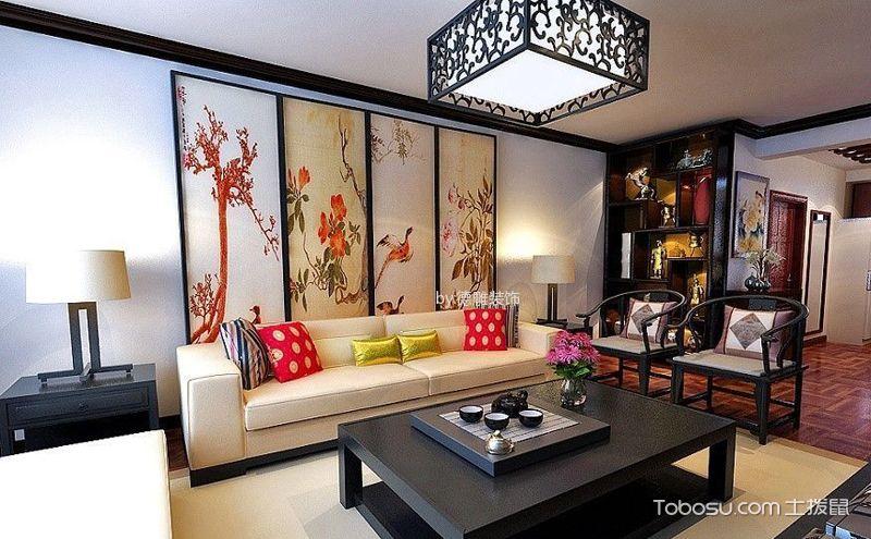 中式风格特点解析,融入经典与时尚的新东方美学