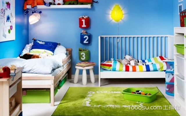 儿童房专用地板